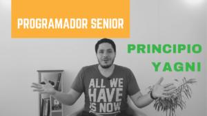 Principio YAGNI - You Aren't Going to Need It